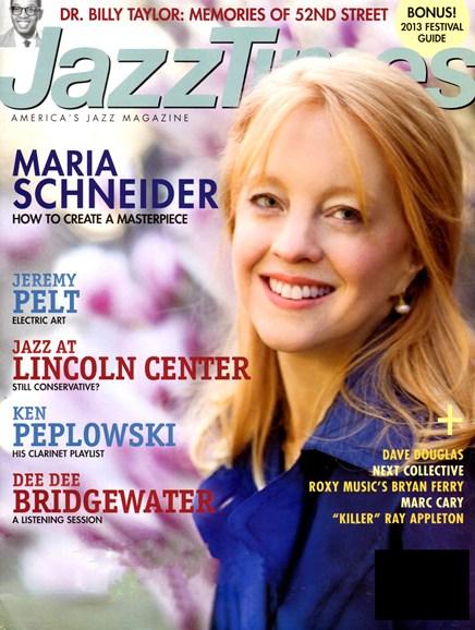 JazzTimes Cover - 5/1/2013