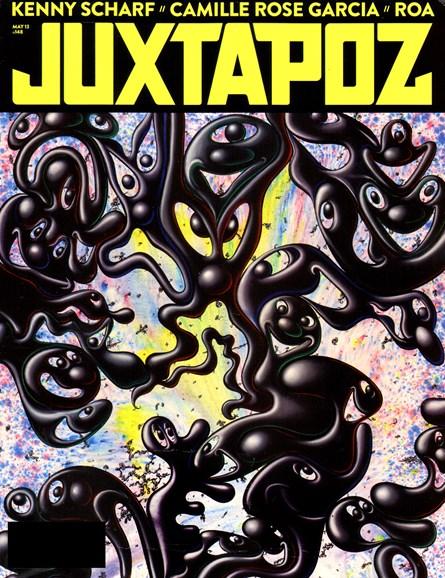 Juxtapoz Cover - 5/1/2013