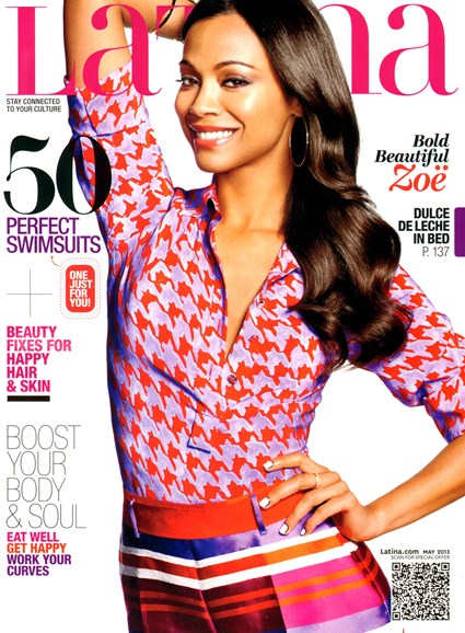 Latina Cover - 5/1/2013