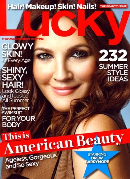 Lucky Cover - 5/1/2013