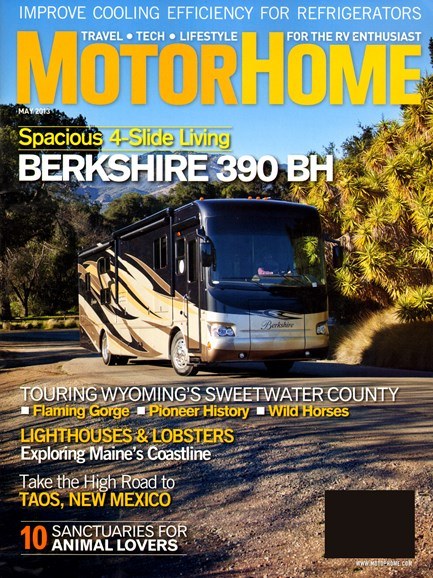 MotorHome Cover - 5/1/2013