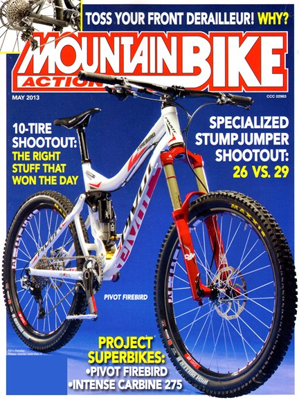 Mountain Bike Action Cover - 5/1/2013