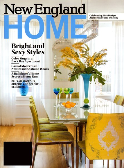 New England Home Cover - 5/1/2013