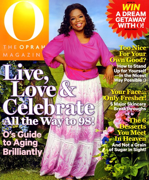 O The Oprah Cover - 5/1/2013