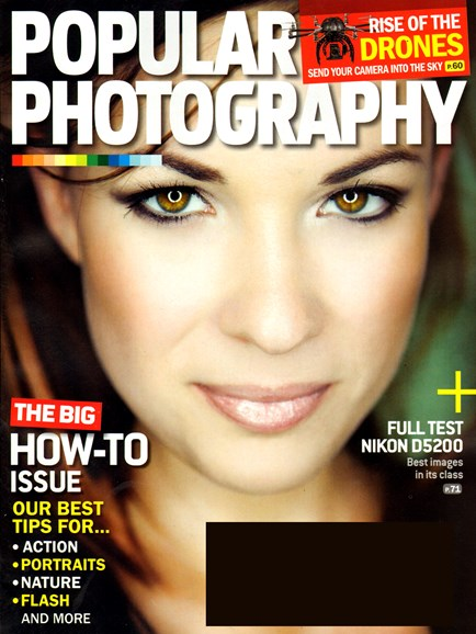 Popular Photography Cover - 5/1/2013