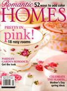 Romantic Homes Magazine 5/1/2013