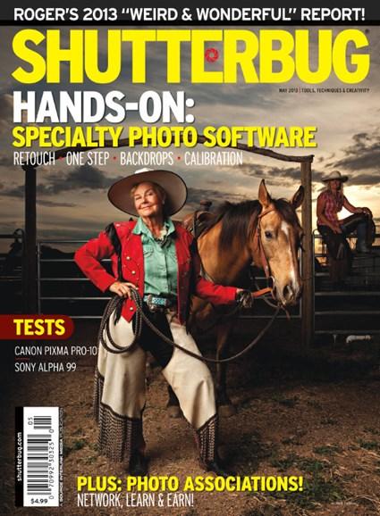 Shutterbug Cover - 5/1/2013
