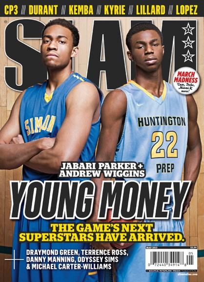 Slam Cover - 5/1/2013