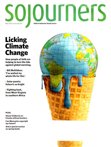 Sojourners Cover - 5/1/2013