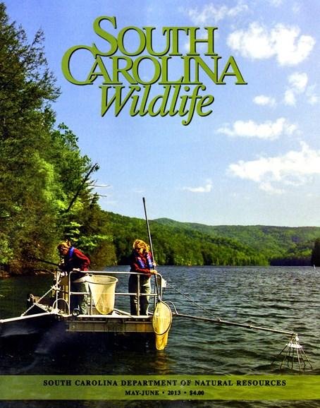 South Carolina Wildlife Cover - 5/1/2013
