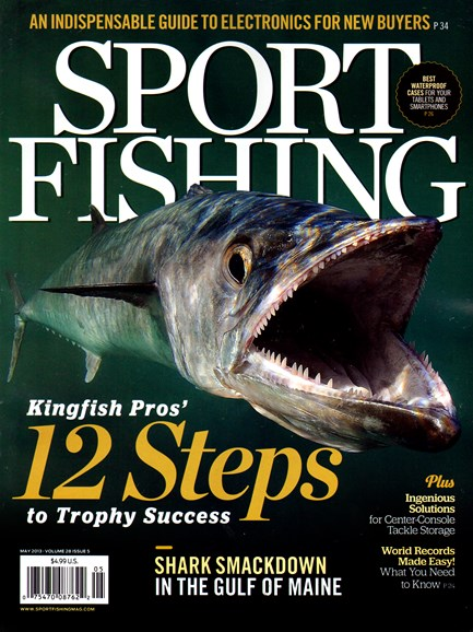 Sport Fishing Cover - 5/1/2013