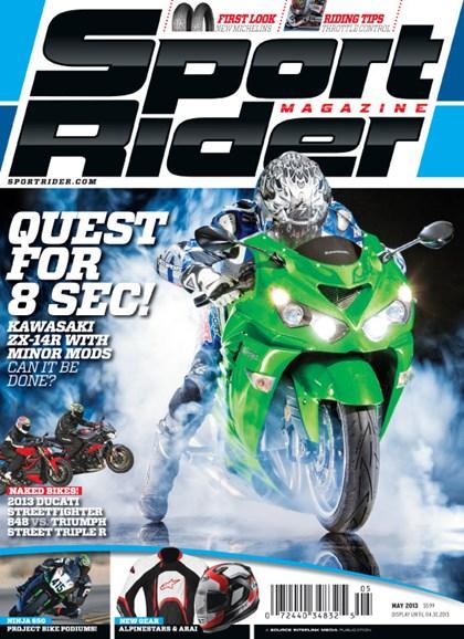 Sport Rider Cover - 5/1/2013