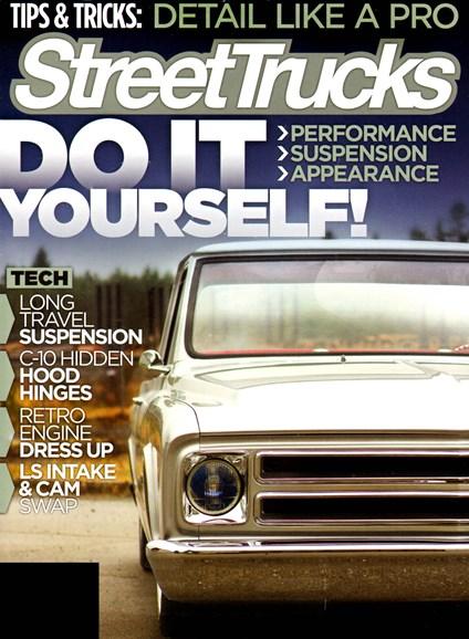Street Trucks Cover - 5/1/2013
