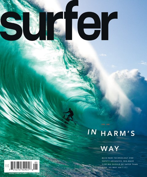 Surfer Cover - 5/1/2013