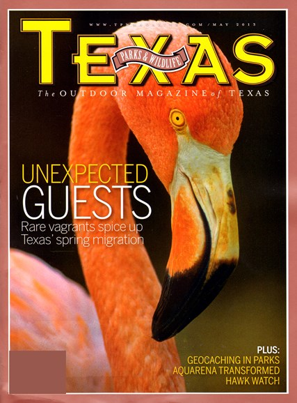 Texas Parks & Wildlife Cover - 5/1/2013