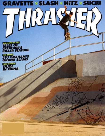 Thrasher Cover - 5/1/2013