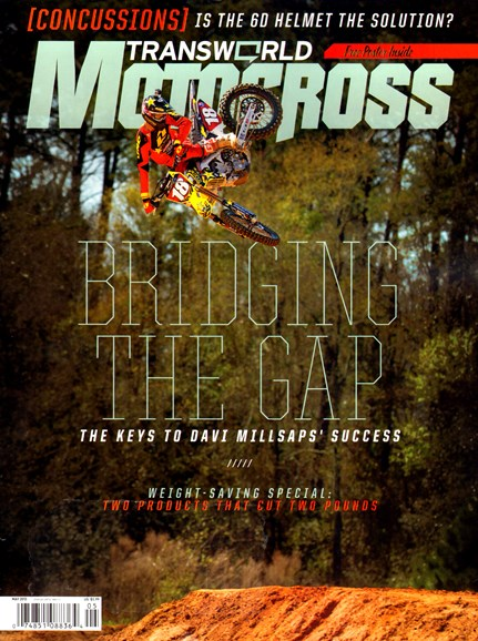 Transworld Motocross Cover - 5/1/2013