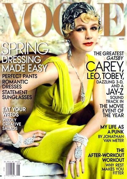 Vogue Cover - 5/1/2013