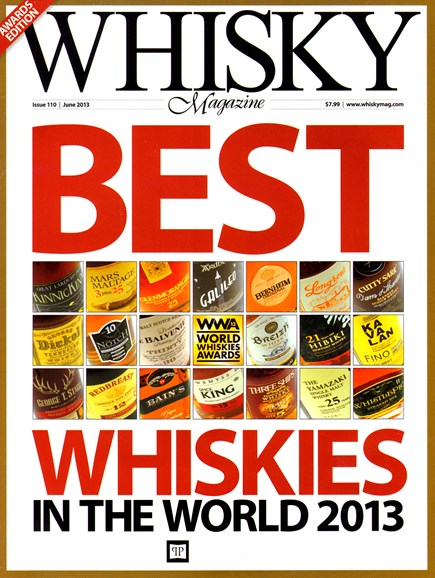 Whisky Cover - 5/1/2013