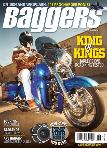 Baggers Cover - 4/1/2013