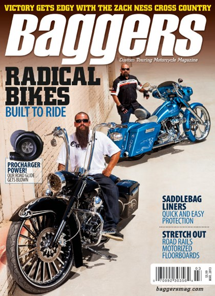 Baggers Cover - 3/1/2013