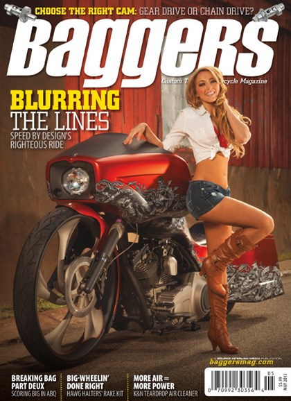 Baggers Cover - 5/1/2013