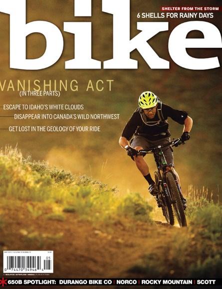 Bike Cover - 5/1/2013