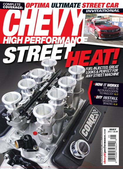 Chevy High Performance Cover - 5/1/2013