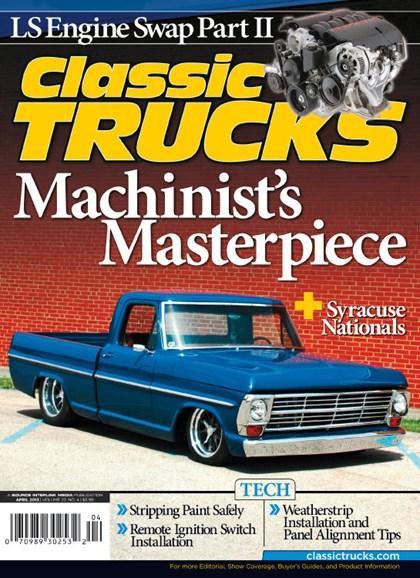 Classic Trucks Cover - 4/1/2013