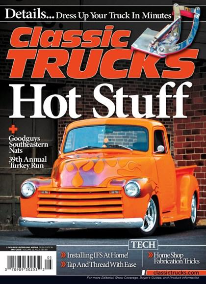 Classic Trucks Cover - 5/1/2013