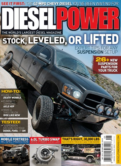 Diesel Power Cover - 5/1/2013