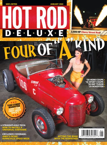 Hot Rod Deluxe Cover - 12/1/2012