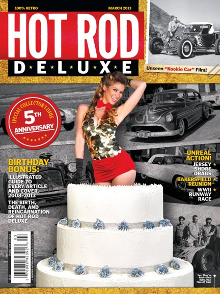 Hot Rod Deluxe Cover - 2/1/2013