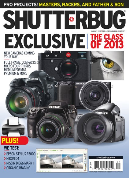 Shutterbug Cover - 1/1/2013