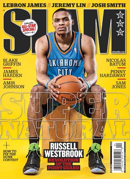 Slam Cover - 4/1/2013