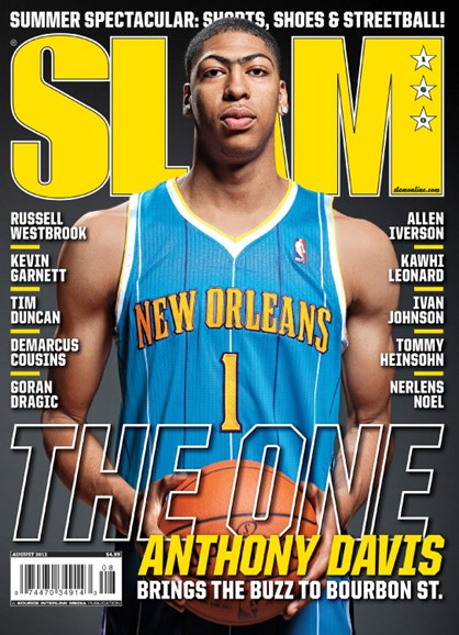 Slam Cover - 8/1/2012