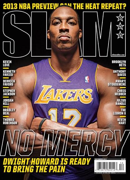 Slam Cover - 12/1/2012