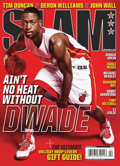 Slam Cover - 2/1/2013