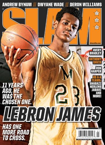 Slam Cover - 7/1/2012