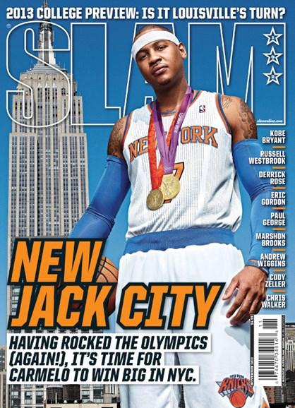 Slam Cover - 11/1/2012