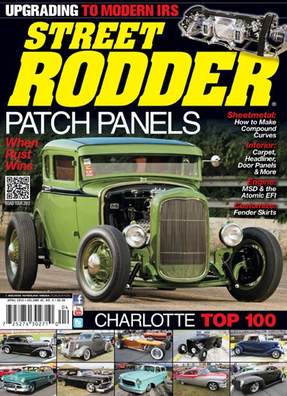 Street Rodder Cover - 4/1/2013