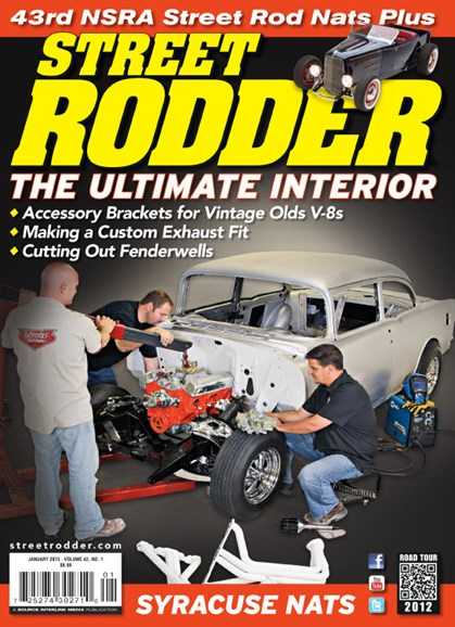 Street Rodder Cover - 1/1/2013