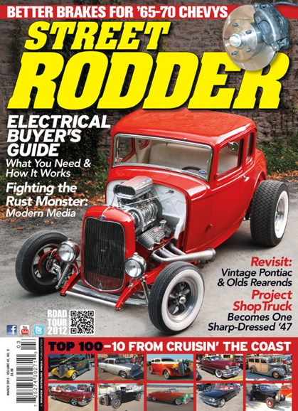 Street Rodder Cover - 3/1/2013