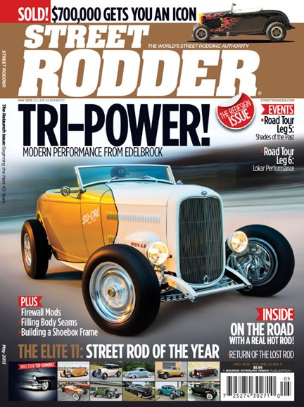 Street Rodder Cover - 5/1/2013