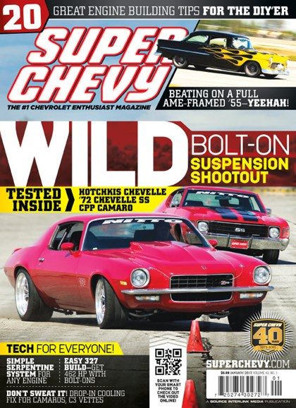 Super Chevy Cover - 1/1/2013