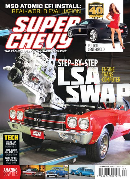 Super Chevy Cover - 3/1/2013