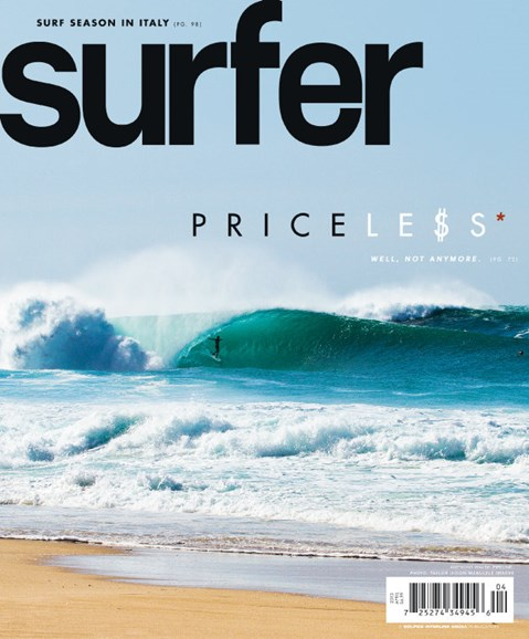Surfer Cover - 4/1/2013