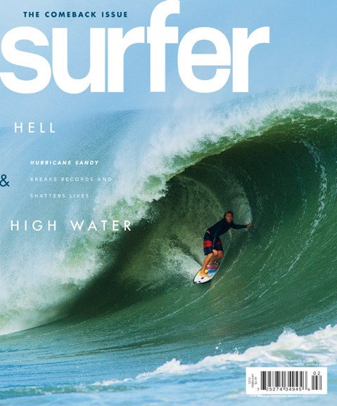 Surfer Cover - 2/1/2013