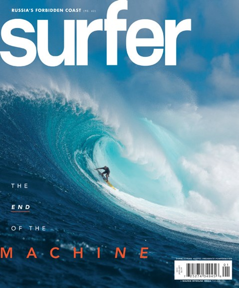 Surfer Cover - 1/1/2013