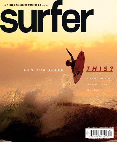 Surfer Cover - 3/1/2013